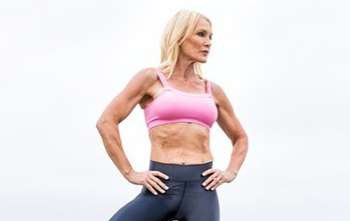 Fitness fanatic, 61, claims she looks better now than in her 30s